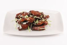 Bourbon Wings for your Super Bowl party