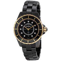 Chanel J12 Quartz Unisex Watch