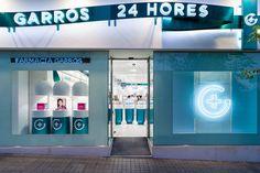 Garrós Pharmacy by MARKETING JAZZ, Lérida   Spain pharmacy office healthcare