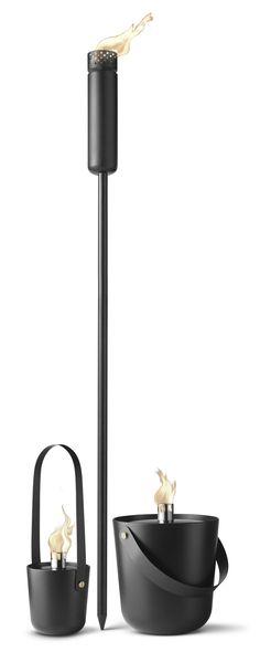 Menu Fire Collection (Buckets & Torch) #menuworld #Piriste