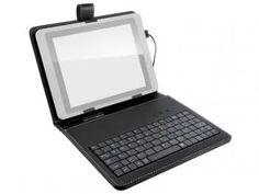 "Case com Teclado para Tablets até 9,7"" - Multilaser TC157"