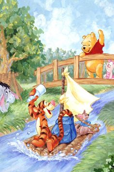 Eeyore Pictures, Winnie The Pooh Pictures, Cute Winnie The Pooh, Winnie The Pooh Quotes, Winnie The Pooh Friends, Disney Princess Pictures, Disney Pictures, Whinnie The Pooh Drawings, Tarzan