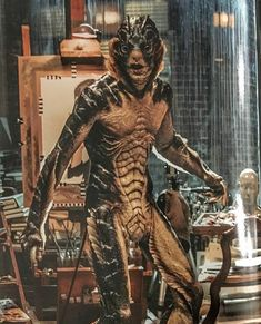 dark-shape-of-water:  The Shape of Water.            The Amphibian Man