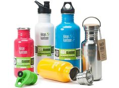 The best reusable water bottles