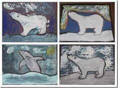 Winter Craft: Arctic Polar Bear Craft | Confessions of a Homeschooler