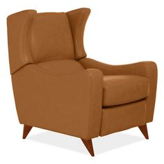 Juno Leather Recliner - Recliners & Lounge Chairs - Living - Room & Board