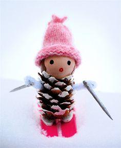 Bella Dia's ski-girl from 2007