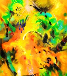 http://www.GraphicDesignNYC.net Abstract #art , #contemporary Colombian
