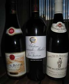 French Wine Triptych @ Cigar Inspector