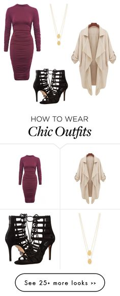 """@bodmonzaid inspired shabby Chic look"" by muzynah on Polyvore featuring Michael Kors and Jennifer Zeuner"