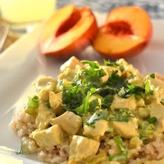 The Laidlaws: { RECIPE :: Coconut Lime Curry Chicken }