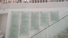 Sponsorship Wall (Wallace Collection)