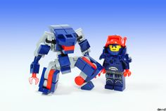Lego Titanfall, Lego Mechs, Lego Bionicle, Lego Robot, Lego War, Legos, Lego Space Police, Lego Soldiers, Lego Minifigure Display