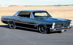 1965 Pontiac Gto Right Side