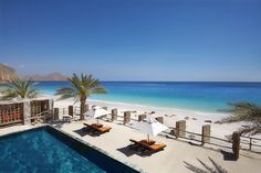 Set in spectacular isolation, Six Senses Zighy Bay in Oman is a luxury resort with 82 exclusive pool villas, a private marina, a long beach and Six Senses Spa. Best Resorts, Hotels And Resorts, Best Hotels, Luxury Spa Hotels, Luxury Travel, Oman Travel, Beaches In The World, Beautiful Hotels, Hotel Spa