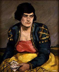 The Fortune-Teller  by Tamara de Lempicka