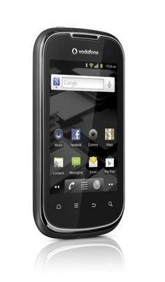 Vodaphone Unveils New Budget Android Smartphone