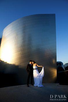 Los Angeles Walt Disney Concert Hall Engagement
