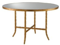 Currey & Co. Entry Center Table