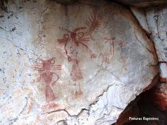 Pinturas rupestres del abrigo de Los Organos, Despeñaperros