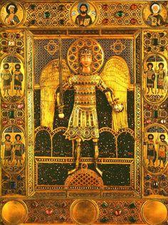Icon st. Michael the Archangel