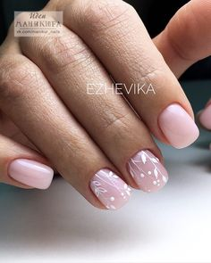 White Nails And Artistic Nail Styles 1 In 2019 Art Design Gel . Perfect Nails, Gorgeous Nails, Nail Polish Designs, Nail Art Designs, Spring Nails, Summer Nails, Short Gel Nails, Wedding Nail Polish, Wedding Nails