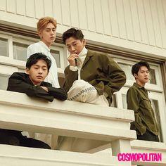 Yongguk +Hyunbin + Taehyun + Donghan (JBJ)