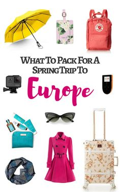 What To Pack For A S