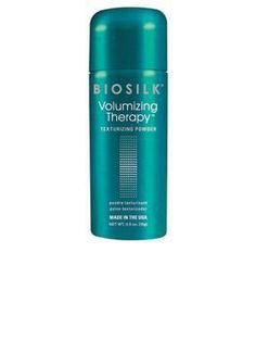 """Review: """"It's my favorite product to use for styling my hair after a workout."""" - About.com Women's Hairstyles #biosilk"""