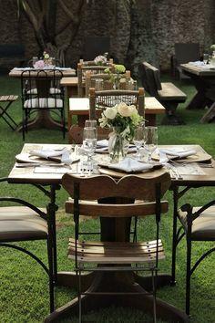 casamento no jardim | garden wedding |