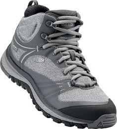 4b90e497a5 KEEN Women's Terradora Mid WP Hiking Boots Gargoyle/Magnet 6 Keen Shoes, Hiking  Boots