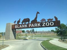 Blank Park Zoo - Des Moines, IA Used to be called the Des Moines Children Zoo. Camp Fire Girls trip in the 1960's.