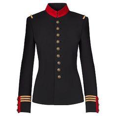 57e2430e9ed0 41 meilleures images du tableau veste officier   Military fashion ...