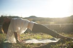 Purvottanasana / Upward Plank Pose #yoga