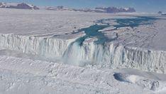 Acabamos de descobrir que a Antrtica est coberta de rios - EExpoNews