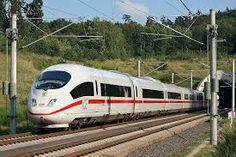 Un tren está compuesto una serie de vagones o coches, acoplados entre si y remolcados por una locomotora, o bien por coches autopropulsados. Generalmente circulan sobre carriles permanentes para el transporte de mercancías o pasajeros de un lugar a otro.