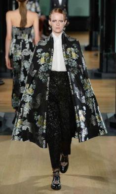 e247550aa1a9f Cape - Erdem Couture Fashion