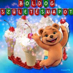 Share Pictures, Animated Gifs, Happy Birthday, Teddy Bear, Toys, Happy Brithday, Activity Toys, Urari La Multi Ani, Clearance Toys
