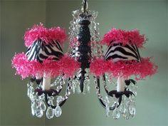 girls zebra bedroom - Bing Images