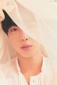LOVE YOURSELF 轉 TEAR SCAN #JIN