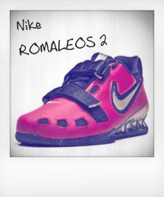 Die Nike Romaleos 2 sind super Weightlifting-Schuhe für euer Crossfit Programm. Alle Infos hier: http://www.crossfitschuhe.de