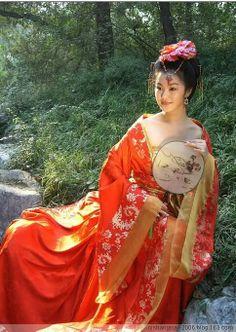 Traje Tradicionales (China-Mujeres) - Friki.net