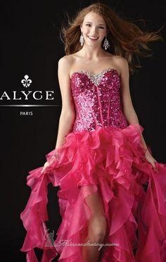 Alyce Paris 6043 by Alyce Prom