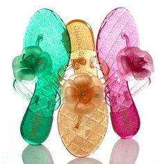 Chanel Jelly Sandals, $295.00, more information at: bonconseil.us