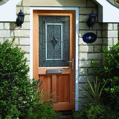 2XG External Mahogany Door is Dowel Jointed with Coleridge Style Double Glazing. #mahoganydoor #externaldoor #traditionalfrontdoor