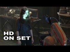 *Spoilers* The Mortal Instruments: City of Bones: Behind the Scenes Part 1 of 3 (Broll)