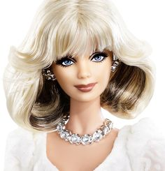 Dynasty™ Barbie® Doll Krystle...the character that inspired my name's spelling!