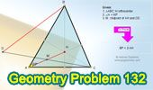 Math Geometry Problem 132.Triangle, 60 Degrees, Orthocenter, Congruence, Midpoint. School, College, Teaching, Math Education.