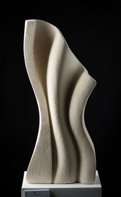 Association of Sculptors from Victoria Sculpture: Stone Sculpture, Sculpture Clay, Abstract Sculpture, Organic Sculpture, Wire Sculptures, Finger Curls, Black Clay, English Artists, Contemporary Sculpture