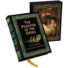 PHANTOM OF THE OPERA-DELUXE ILLUSTRATED EDITION   Easton Press